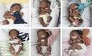 Gần 20 năm mong mỏi một mụn con mà không được, bà mẹ bất ngờ sinh liền 6 em bé