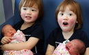 Sinh được 2 thiên thần nhỏ cực đáng yêu, bà mẹ lại tiếp tục gây sốc khi mang thai lần 2