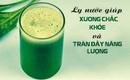 Mỗi sáng hãy uống ly nước hỗn hợp này để xương chắc khỏe và tràn đầy năng lượng cả ngày