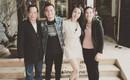 Khắc Việt đưa bạn gái hotgirl và bố mẹ vợ tương lai về ra mắt gia đình