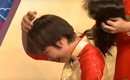 Bạn muốn hẹn hò: Cô nàng khiến nhà trai hốt hoảng khi lột tóc giả ngay trên sân khấu