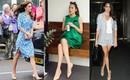 Từ Vbiz đến tận Hoàng gia Anh, Hà Tăng cùng Công nương Kate và Meghan đều có điểm chung phong cách mà phải đến ý lắm mới thấy