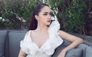 Vừa trở lại Thái Lan, Hoa hậu Hương Giang đã
