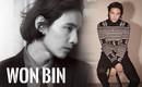 """Won Bin: Chàng trai tỉnh lẻ với tuổi thơ cơ cực trở thành """"thánh sống"""