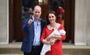 Hoàng tử William và Công nương Kate nói gì lúc bế hoàng tử út gặp gỡ công chúng lần đầu tiên? Đây là câu trả lời!