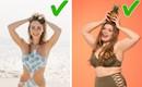 8 mẹo vặt giúp bạn sở hữu ngoại hình hoàn hảo để luôn tỏa sáng giữa mùa hè chói chang