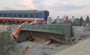 Tổng Công ty đường sắt xác nhận lái và phụ tàu đã tử vong trong vụ tàu hỏa đâm xe ben, khiến 10 người thương vong