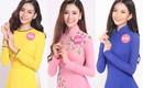Cận cảnh nhan sắc Top 30 Chung khảo phía Nam HHVN 2018 trong bộ ảnh áo dài duyên dáng