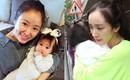 Chỉ vì tham công tiếc việc, chạy theo tình yêu, sự nghiệp mà các bà mẹ sao Hoa ngữ chấp nhận bỏ bê con cái khiến dư luận bức xúc