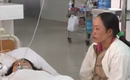Clip: Nữ sinh 14 tuổi ngộ độc, nôn nhiều hạt xanh nghi do uống trà sữa không rõ nguồn gốc