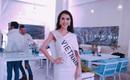 'Vòng eo 53 cm' Tường Linh kém sang khi mặc lại 'váy cũ' của Đặng Thu Thảo