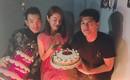 Linh Chi chúc mừng sinh nhật, gọi Lâm Vinh Hải là 'cậu bạn tri kỷ'