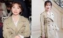 Chẳng ăn diện màu mè, Song Hye Kyo vẫn khiến người ta chú ý vì style thanh lịch tại show Dior