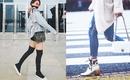 Tất tần tật các cách kết hợp boots mùa lạnh từ sao Việt
