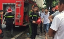 Hà Nội: Cháy lớn ngay dưới nhà nghệ sỹ Chiều Xuân