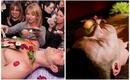 Các quy tắc lạ đời và khắt khe dành cho mẫu nam khỏa thân trên bàn tiệc sushi trứ danh