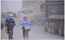 """Cảnh báo sương mù quang hóa đang """"bủa vây' Hà Nội và Sài Gòn"""