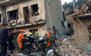 Trung Quốc: Hơn 100 người thương vong khi một tòa nhà phát nổ