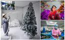 Nữ công nhân làm việc 14 giờ/ngày để sản xuất những món đồ Noel cho cả thế giới