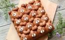 Bánh mì gấu thơm mềm chưa từng thấy cho bữa sáng thịnh soạn