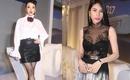 """Angela Phương Trinh """"kín cổng cao tường"""", Thuỷ Tiên khoe nội y tinh tế trên thảm đỏ Elle Show 2016"""