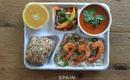 Những bữa trưa nhìn là thèm của học sinh khắp thế giới