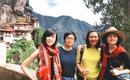 """Hành trình 6 ngày 5 đêm ở Bhutan - """"thiên đường hạnh phúc chốn hạ giới"""" của 4 cô gái Việt"""
