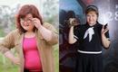 """Diện mạo mới xinh xắn của """"Người đẹp 127kg"""" 1 năm sau Bước nhảy ngàn cân"""