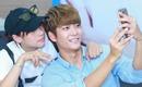 Hình ảnh Kang Tae Oh giản dị thân thiện đốn tim fan Việt