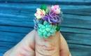 Rộ mốt mới trồng cây trên móng tay