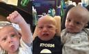 14 sắc thái của bé con 4 tháng có gương mặt biểu cảm nhất thế giới sẽ bạn vui ngay lập tức