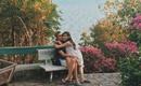 Trước khi chia tay vì người thứ 3, Hà Lade và bạn trai đã có một mối tình khiến nhiều người ghen tị!