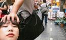 """Không nắm tay em nữa, giờ phải """"túm tóc em đi khắp thế gian"""" như cặp đôi Hàn Quốc này thì mới vui!"""