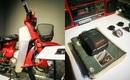 Một trời kỷ niệm ùa về khi ngắm những Cassette, xe DD đỏ, đồng hồ Gimiko... ở bảo tàng