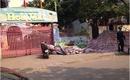 Hà Nội: Sập công trình cạnh trường mầm non, nhiều người thương vong