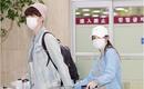 """Vợ chồng """"Cỏ"""" Goo Hye Sun tình tứ trở về từ chuyến du lịch kỷ niệm 4 tháng kết hôn"""
