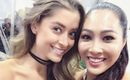 Diệu Ngọc trượt Top 10 phần thi tài năng Miss World sau sự cố phải đổi tiết mục