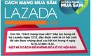 3 cách tham gia cách mạng mua sắm Lazada
