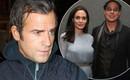 Chồng Jennifer Aniston thẳng thắn nói về việc Brangelina ly hôn