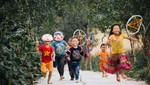 Mang Tết Trung Thu cho những đứa trẻ vùng cao nguyên đá