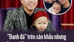 """""""Đanh đá"""" trên sân khấu nhưng Dương Cầm lại thích ở nhà với vợ thích chăm con thế này đây..."""
