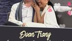 """Đoan Trang kể chuyện yêu """"chồng Tây"""" khiến chị em ghen tị"""