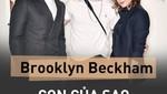 """Brooklyn và định luật """"Con của sao thì auto nổi tiếng"""""""