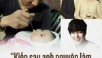 """""""Kiếp sau anh nguyện làm Lee Min Ho để được em yêu"""""""