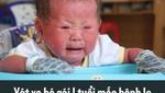 Xót xa bé gái 1 tuổi mắc bệnh lạ bị bố mẹ bỏ rơi vì người đời dị nghị