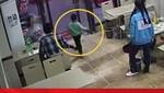 Ngáng chân bé 4 tuổi ngã chấn thương đầu, thai phụ vẫn thản nhiên ngồi ăn cùng chồng