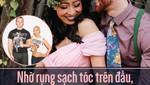 Nhờ rụng sạch tóc trên đầu, cô gái gốc Việt nhận ra được chân tình của bạn đời tâm lý
