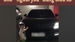 """Bé 2 tuổi đòi chở """"người yêu"""" bằng siêu xe"""