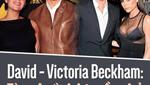David và Victoria Beckham: Từ cuộc tình bị ruồng bỏ đến tượng đài hôn nhân