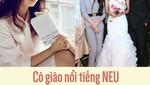 Cô giáo nổi tiếng NEU âm thầm giúp sinh viên khó khăn là em họ của Hoa hậu Hương Giang